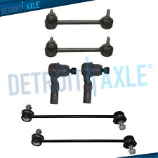 Brand New 6pc Complete Front and Rear Suspension Kit - Mazda Protege  Protege 5