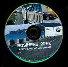 BMW DVD Europa Europe Business 2016 Road Map DEUTSCHLAND ÖSTERREICH *