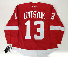 PAVEL DATSYUK DETROIT RED WINGS REEBOK EDGE AUTHENTIC JERSEY  54