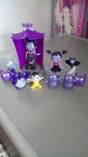 Disney Vampirina Glowtastic Friends Playset