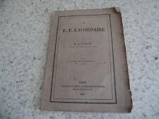 1847.Le RP Lacordaire.Lorain