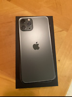 Apple iPhone 11 Pro - 256GB - Midnight Green (Sprint) A2160