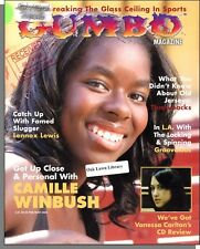 Gumbo Magazine - 2005, February - Camille Winbush Up Close and Personal