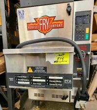 Perfect Fry Pfa720 Fully Automatic Ventless Countertop Deep Fryer 76 Kw