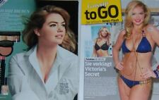 Kate Upton 29 pc German Clippings sexy busty Full Pages
