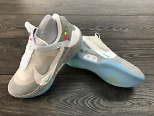Nike Adapt BB Mag (US charger) Wolf Grey AO2882 002 scarpe Back to the future II