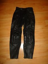 Frank Thomas Leather Hip Motorcycle Trousers
