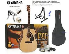 Yamaha F310 Chitarra acustica Set per principianti