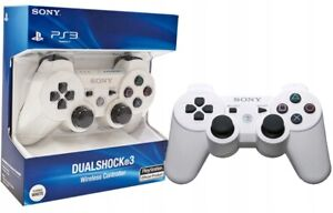 PS3 Controller GamePad for PlayStation 3 DualShock 3 Wireless SixAxis WHITE