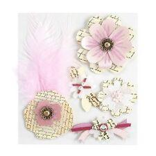 Jolee's Boutique ***PAPER COLLAGE FLOWERS*** NIEUW!!!