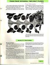 John Deere Tractor Brochures