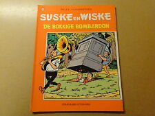 STRIP / SUSKE EN WISKE 160: DE BOKKIGE BOMBARDON | Herdruk 1996