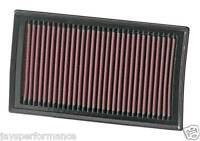 33-2927 K&N SPORTS AIR FILTER For CLIO MK3 1.4/1.5/1.6/2.0/SPORT