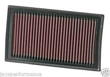 33-2927 K & n Sports Filtro De Aire Clio Mk3 1.4 / 1.5 / 1.6 / 2.0 / Sport