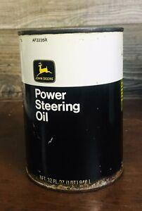 John Deere Oil Can Power Steering Quart
