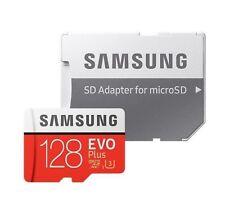 Samsung 128GB Evo+ Micro SD Card SDXC UHS-I 100MB/s Mobile Phone TF Memory Card