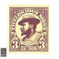 Thelonious Monk - Unique Thelonious Monk [New Vinyl LP] Bonus Track, 180 Gram, R