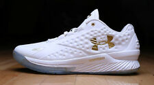 Under Armour Steph Curry 1 Low White Gold MVP PE Friends and Family size 8.
