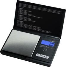 US Balance Pocket Scale 750g x 0.1 Gram Ounce Troy Dwt US-750EX Black