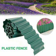 10/15/20cm Plastic Garden Grass Fence Path Lawn Wall Edge Gravel Border Tool