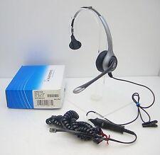 Plantronics P351N-U10P SupraPlus Mono Headset for Avaya Polycom Nortel Mitel NEC