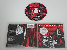 FAITH NO MORE/KING FOR A DAY FOOL FOR A LIFETIME(SLASH/LONDON 828 560-2) CD