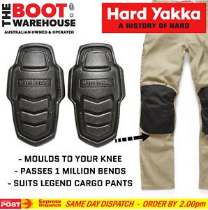 Hard Yakka Y22980 Men's Legends Knee Pads Ultimate Protection Work, Durable !!