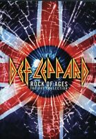 Def Leppard - Rock of Ages: The Definitive Collection [New DVD] Rmst, Ac-3/Dolby