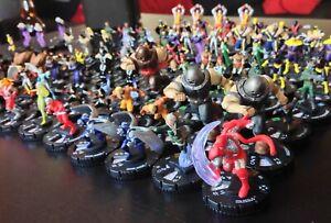 Heroclix Grab Bags Marvel DC TMNT NEW opened