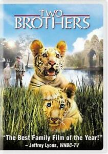 Like New WS DVD Two Brothers Widescreen Edition (2004) Guy Pearce Director Bear