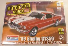 Revell Monogram 1/24 1966 Shelby GT 350 Model Kit