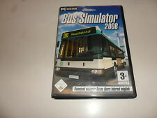 PC simulatore Bus 2008