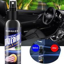Car Care Interior Polish Wax Leather Seat Sofa Panel Dashboard Tire Cleaner Sets