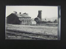Newport Mine Ironwood Michigan A-1343 Postcard 1940s Era