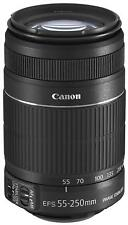 Canon EFS 55-250mm f4.0-5.6 IS II Telephoto Zoom Lens for Canon Digital SLR EMS
