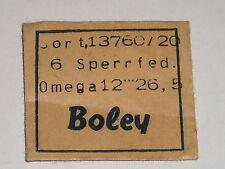 Omega 26.5 Sperrfed. Sperrfeder 1 pièce