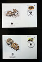 Worldwide World Wildlife Fund Cachet Animal Covers Collection $2,000 Owner Cost