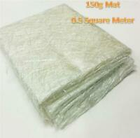 Glass Fibre Mat 150g Heavy Duty 1mtr Matting Use With Resin,Car,Boat,Pond Repair