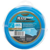 "Arnold Trimline Maxi-Edge Commercial Grade String Trimmer Line - .065""x40Feet"