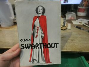1940 Gladys Swarthout Opera Singer Show Concert Program Mansfield Ohio Civic Ass