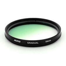 Filtros graduados verde para cámaras