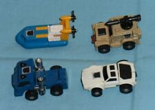 original G1 Transformers minibot lot x4 Tailgate Seaspray Pipes Outback complete