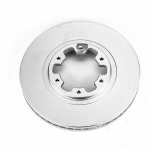 PowerStop for 98-03 Infiniti QX4 Front Evolution Geomet Coated Rotor