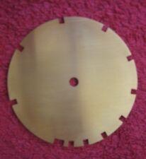 Orologio Longcase/STAFFA countplate.