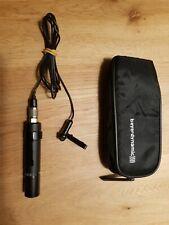 Beyerdynamic MCE 5.14 lavalier microphone with phantom powered preamp CV 15 PV-L