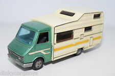 MEBETOYS 8598 FIAT 242 CAMPER NEAR MINT CONDITION RARE SELTEN RARO