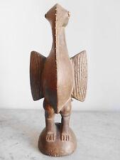 Statuettes Calao SENOUFO 43cm Art tribal africain ARTE AFRICANO AFRICANISCHE