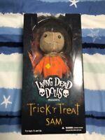 LIVING DEAD DOLLS Trick'r Treat SAM LDD Mezco Toyz