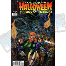 WILDSTORM HALLOWEEN TRILOGY OF TERROR #1 NM