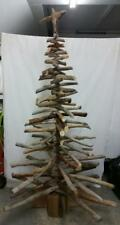 Beautiful Hand Crafted 7 ft Driftwood Christmas Tree